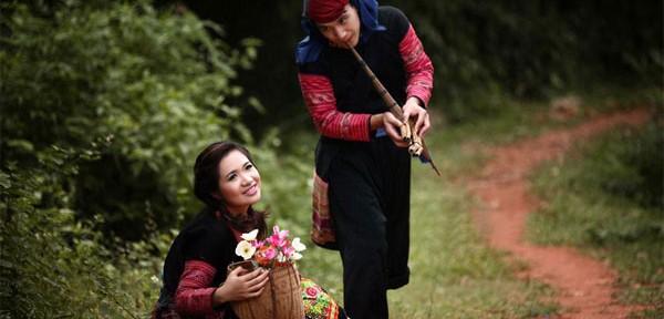 voyage à Hoa Binh, Vietnam