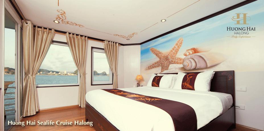 Huong Hai sealife cabin