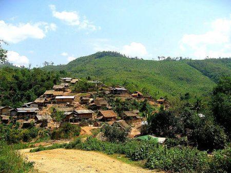 Laos-Luang-Namtha