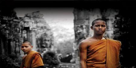 Cambodia attraction