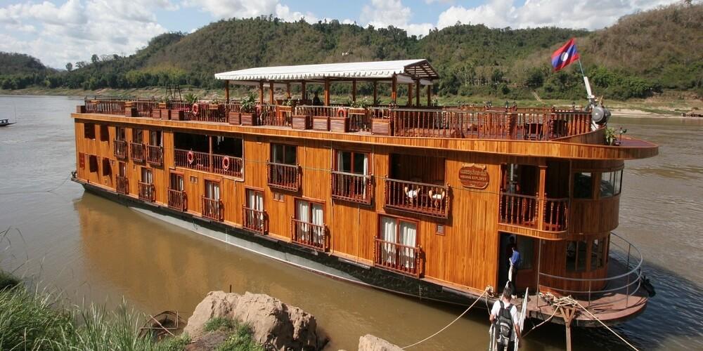 Experience Mekong sun cruise