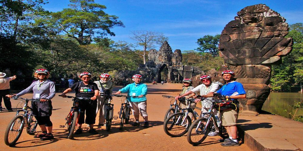 angkor bike- tour