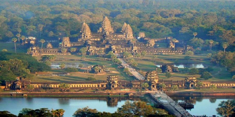 Angkorwat complex