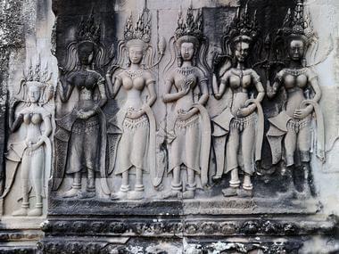 Angkorwat temple