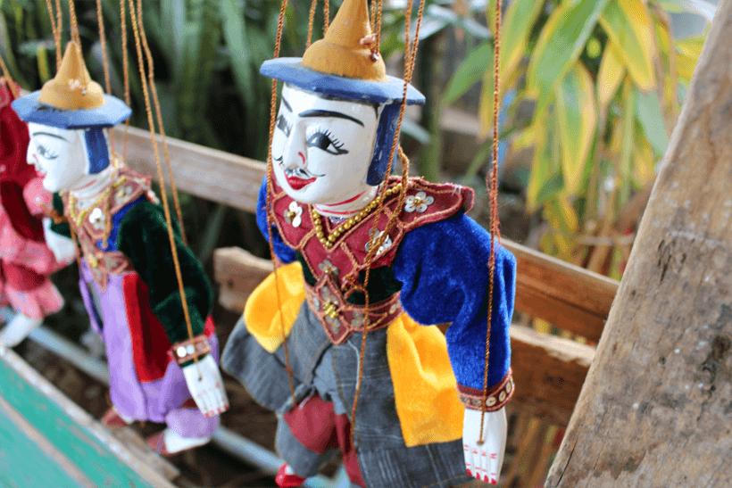Marionette Mandalay