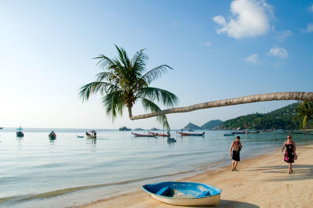 Thailand, Ko tao Island