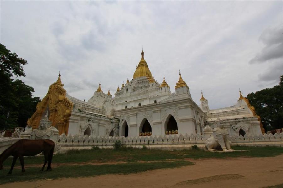 Amarapuar Temple Myanmar