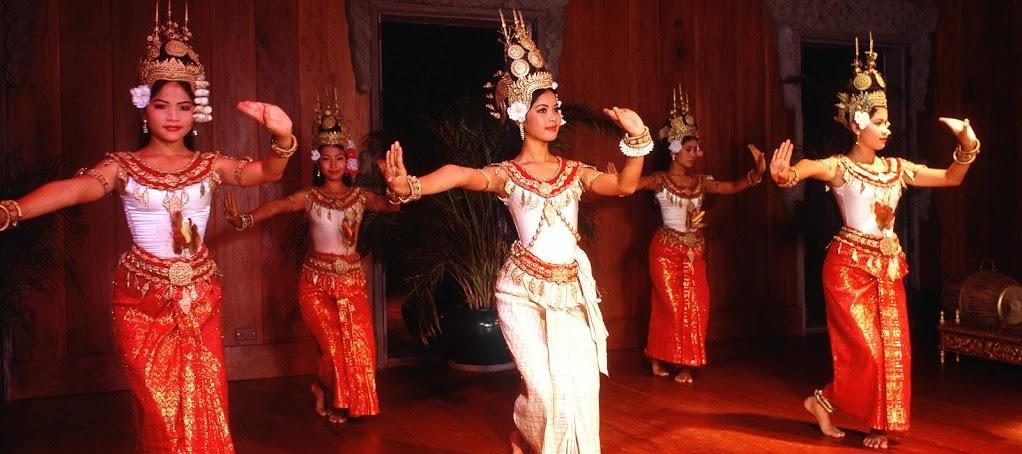 Cambodia- apsara-dance